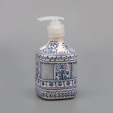 Folyékony  szappantartó hasáb irókás