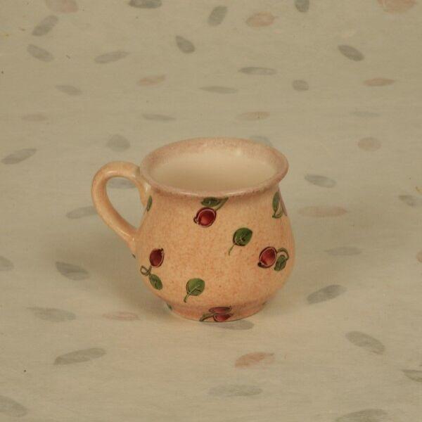 Kávés bögre csipkebogyós