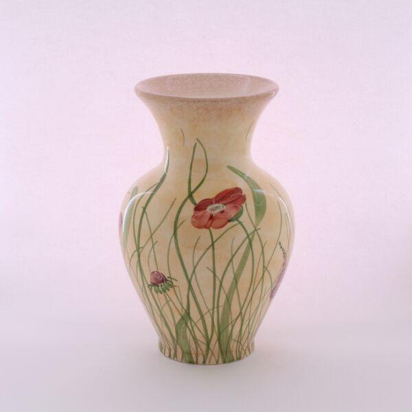 Váza pipacsos