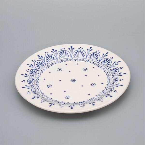 Desszert tányér  irókás